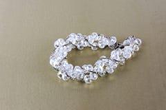 妇女` s jewelery和jewelery 免版税库存图片