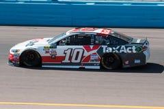 妖怪能量NASCAR杯司机Danica帕特里克 免版税库存图片