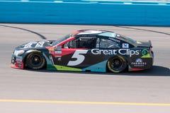 妖怪能量NASCAR杯司机Kasey Kahne 免版税库存照片