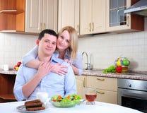 妻子和丈夫 图库摄影