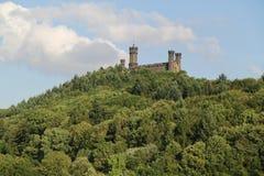 绍姆堡城堡 库存图片