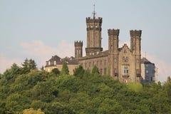 绍姆堡城堡 库存照片