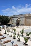 姆迪纳,马耳他,2014年7月  库存图片