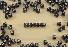 姐妹 免版税库存照片