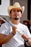 从委内瑞拉的人 免版税图库摄影