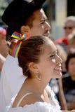 从委内瑞拉的妇女 库存图片