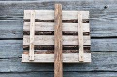 从委员会的一块木匾 库存图片