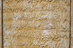 委员会的老木门,纹理背景 免版税库存照片