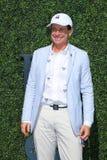 委员会主席网球频道隆重的肯所罗门的和CEO在美国公开赛2016人` s决赛前 库存照片