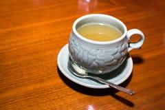 姜茶 免版税图库摄影