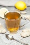 姜茶 免版税库存图片