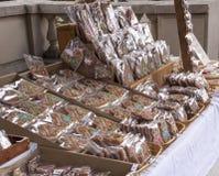 姜面包 图库摄影