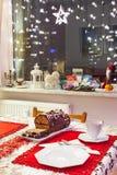 姜饼蛋糕用巧克力 库存图片