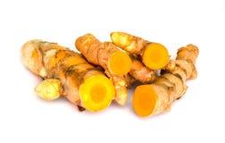 姜黄。 库存图片