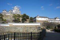 姬路城堡 免版税库存图片