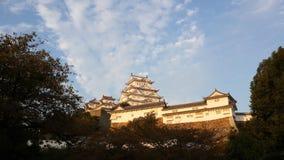 姬路城堡 免版税库存照片