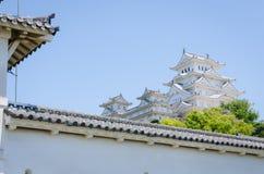 姬路城堡 库存图片