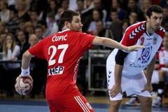 1 26 34 2010威严的捷克最终grosswallstadt手球符合nove共和国评分电视veseli与 库存图片