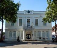 威利斯博物馆 免版税图库摄影
