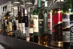 威士忌酒联盟 免版税图库摄影