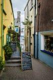威尔士海岸, Pembrokeshire 免版税库存照片