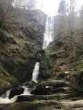 威尔士瀑布 免版税图库摄影