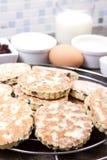 威尔士蛋糕 免版税图库摄影