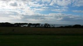 威尔士风景 库存图片