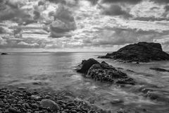 威尔士水 库存图片