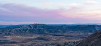 威尔金斯峰顶,怀俄明 免版税图库摄影