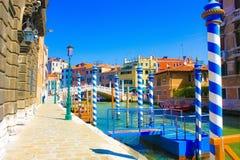 威尼斯全色 免版税库存照片