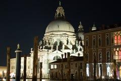 威尼斯夜 免版税库存照片