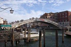 威尼斯天视图 免版税库存照片