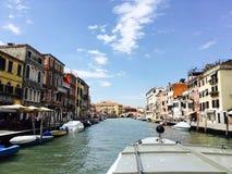 威尼斯巡航 库存图片