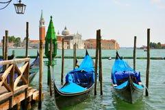 威尼斯市,意大利 图库摄影