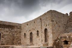 威尼斯式堡垒的koules 图库摄影