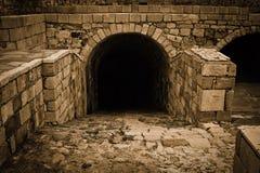威尼斯式堡垒的koules 免版税库存图片