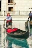 威尼斯式度假旅馆&赌博娱乐场 库存照片