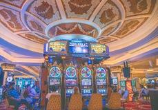 威尼斯式旅馆赌博娱乐场,拉斯维加斯 免版税库存图片