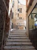 威尼斯式步 免版税库存图片