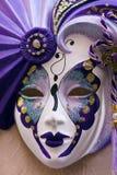 威尼斯式狂欢节的屏蔽 免版税图库摄影