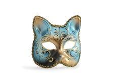 威尼斯式猫的屏蔽 免版税图库摄影