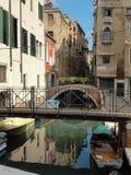 威尼斯式的场面 库存照片