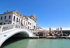 威尼斯式的宫殿 免版税库存照片