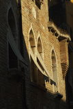 威尼斯式的宫殿 免版税库存图片