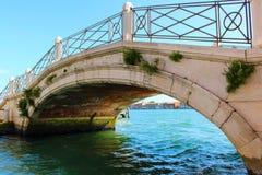 威尼斯式的桥梁 免版税库存图片