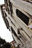 威尼斯式的横向 E 图库摄影
