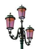 威尼斯式的灯笼 免版税库存图片