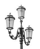 威尼斯式的灯笼 免版税库存照片