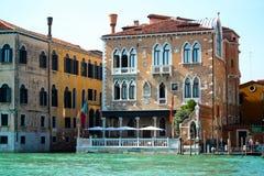 威尼斯式的结构 免版税库存图片